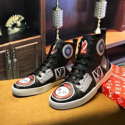 84f07e1fdb84 Cheap Men s Louis Vuitton Shoes wholesale No. 711